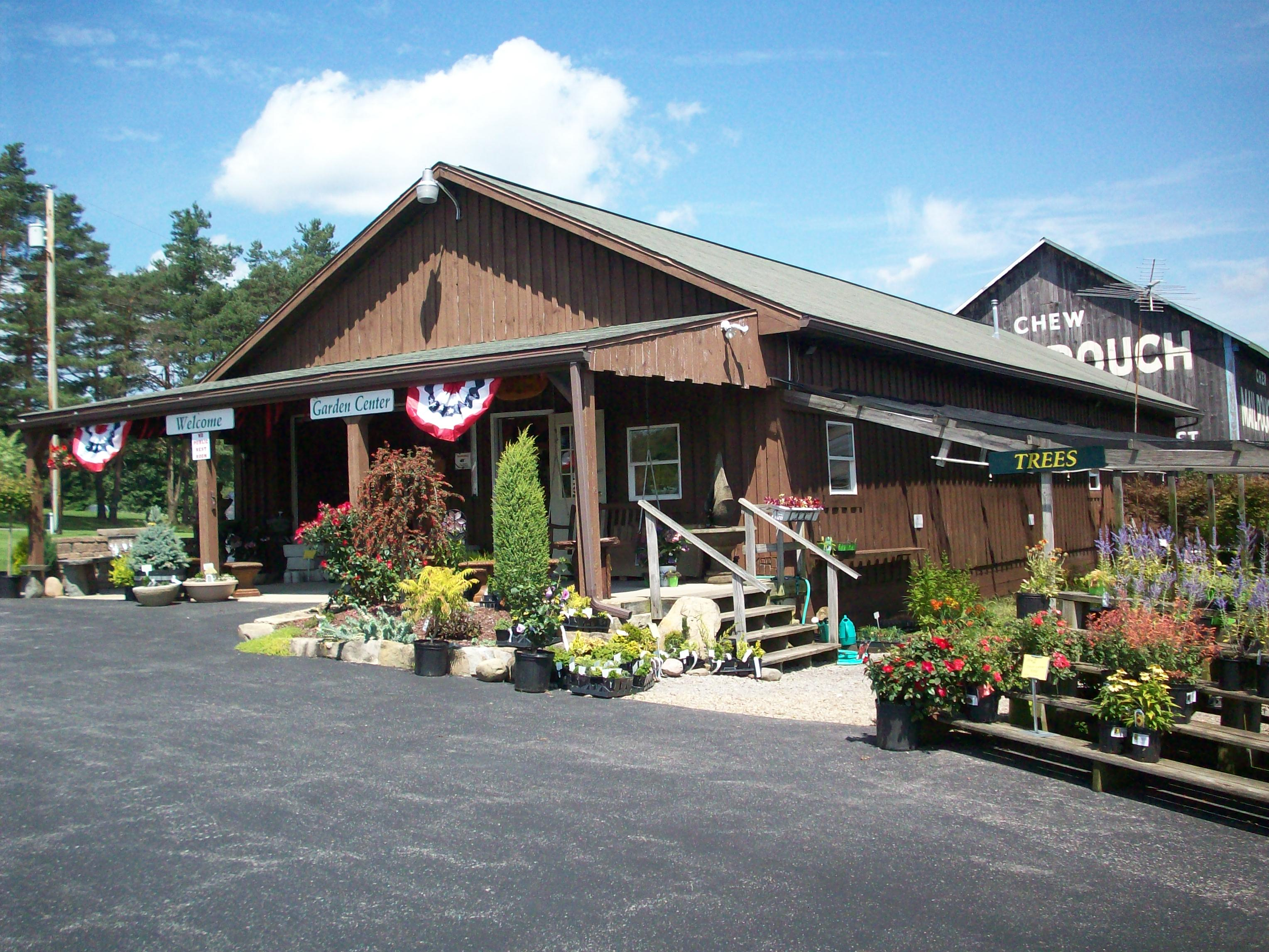 Garden Center in Clarion County, Pa.