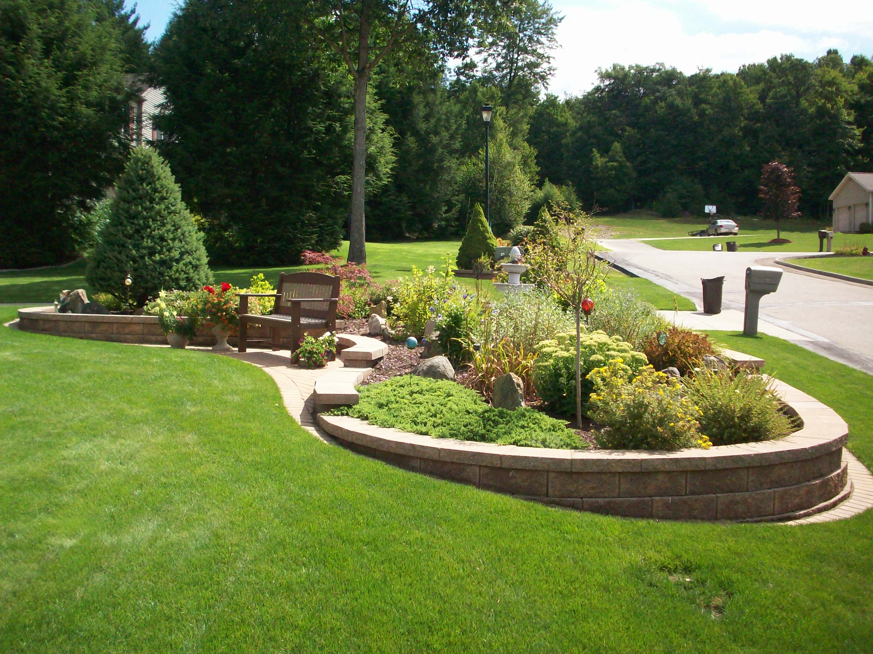 Garden And Landscaping Garden center and landscape design services in clarion county local landscaping clarion county pa workwithnaturefo