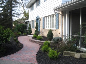 Landscaping in Clarion County, Pa.